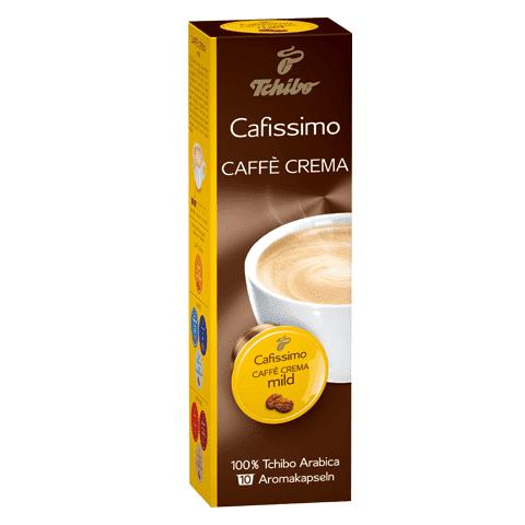 Кофе в капсулах tchibo cafissimo espresso brasil beleza 10шт